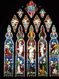 Image for East Window, St Mary's, Tenbury Wells, Worcestershire, England