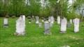 Image for Calder & Cronkhite Cemetery - Nackawic, NB