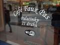 Image for WiFi in Café Faux Pas - Vinohrady, Praha 2, CZ