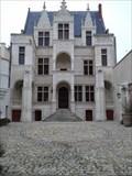 Image for L'hôtel Goüin - Tours - France.