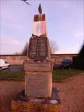 Image for Monument aux Morts Souzay Champigny, France