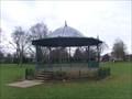 Image for Abington Park Bandstand, Northampton, UK.