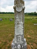 Image for George E. Murray - Elkins Cemetery - Omen, TX