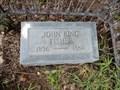 Image for John King Fisher - Pioneer Cemetery, Uvalde TX