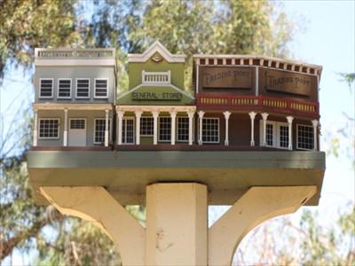 Main Street - front, Edenvale Garden Park, San Jose, CA