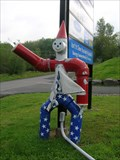Image for Swiftwater Pennsylvania Uncle Sam Man