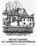 Image for Bývalý kostel sv. Vavrince pod Petrínem by  Karel Stolar - Prague, Czech Republic