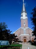 Image for St. Michael's Church Spire (MZ1743) - Springfield, MA