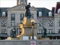 """Image for Fontaine """"La Fermière""""- """"La Fermière"""" Fountain- Montréal, Québec"""