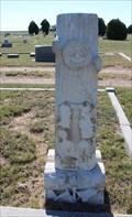 Image for John Edward Temple - Texline Cemetery - Texline, TX