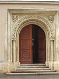 Image for Main Doorway of Budapesti Kapucinus Templom - Budapest, Hungary