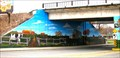 Image for Warden Underpass Mural - Scarborough, Ontario, Canada