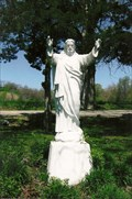 Image for Jesus of Nazereth - Hillcrest Memorial Park - Elsberry, MO