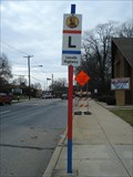 Image for Lincoln Highway Marker - Chambersburg, PA