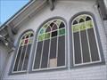 Image for St. Mark Coptic Church glass - Monterey, California