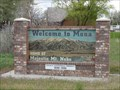 Image for Welcome to Mona - Mona, Utah