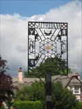 Image for Sawtry  Village  Sign Cambridgeshire