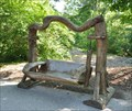 Image for Driftwood Bench Swing #2