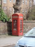 Image for Red Telephone Box - Lee Terrace, Blackheath, London, UK