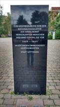 Image for Gedenkstein für die Zwangsarbeiter/innen - Göttingen, NS, Deutschland