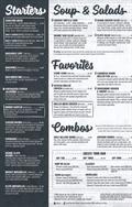 Image for On the Border takeout menu - Edmond, OK