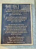 Image for Reverend Wade Blank Memorial - Denver, CO