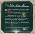 Image for The Liberator Site