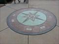Image for Vista Park Compass Rose - Hillsborough, CA