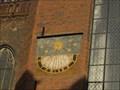 Image for Sundial on Bazylika Mariacka, Gdansk, Poland