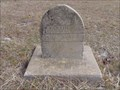 Image for Harry D. Hunt - Perryman Cemetery - Forestburg, TX