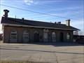 Image for Prescott CN railway station - Prescott, Ontario, Canada