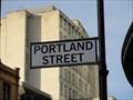 Image for Portland Street - Manchester(1998, 1999, 2001) - Manchester, UK