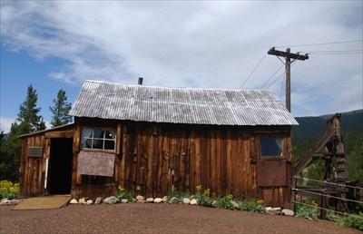 Baby Doe 39 S Cabin Leadville Co Unoccupied Buildings