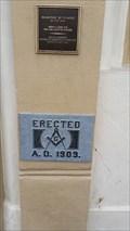 Image for 1909 - Masonic Temple - Livermore, CA