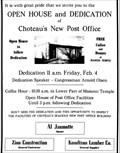 Image for Choteau Post Office - Choteau, Montana