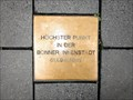 Image for Höchster Punkt in der Bonner Innenstadt - Bonn, NRW, Germany. 61.69 m NHN