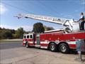 Image for Franklinville Fire Dept Ladder 8, Franklinville, NC