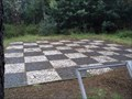 Image for Giant chess board at Aljubarrota Battle interpretation center - Aljubarrota , Portugal