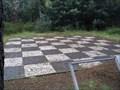 Image for Giant chess board at Aljubarrota Battle interpretation center - Aljubarrota , Portugal