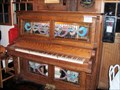 Image for Vintage Player Piano, Sundae School Ice Cream  -  Dennisport, MA