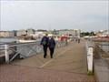 Image for Bridge over Katajanokan canal - Helsinki, Finland