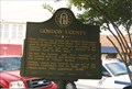 Image for Gordon County, Georgia