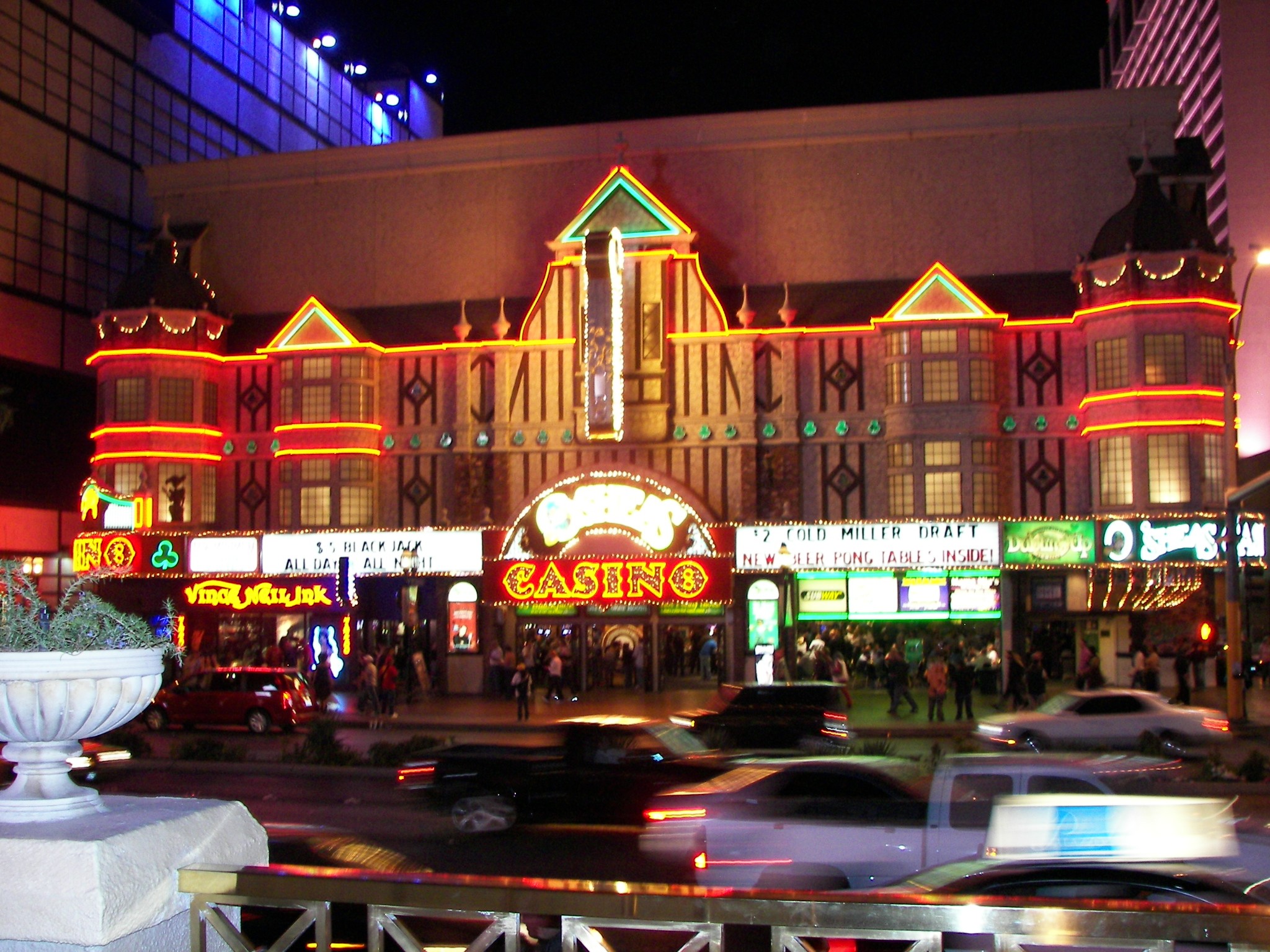 o casino