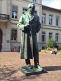 Image for Robert Wilhelm Bunsen - Heidelberg, Germany