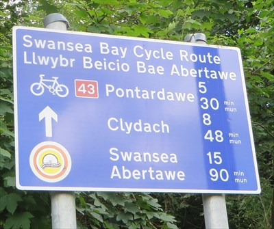 National Cycle network 43