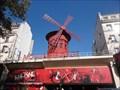 Image for Moulin Rouge  -  Paris, France