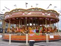 Image for Cardiff Carousel - Satellite Oddity - Cardiff Bay - Wales.
