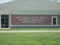 Image for New Castle County Police ~ Southern Patrol HQ - Middletown, DE