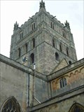 Image for Bell Tower, St Mary the Virgin (Tewkesbury Abbey), Tewkesbury, Gloucestershire, England