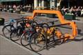 """Image for Orange """"Car Bike Port"""" - Karlstad, Sweden"""
